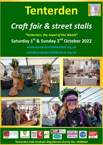 Tenterden Folk Festival Craft Fair