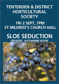 Tenterden and District Horticultural Society meetings