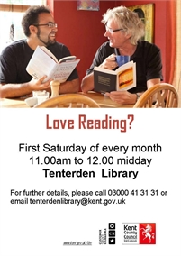 Reading Group at Tenterden Library