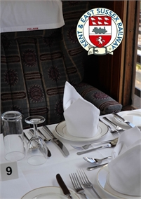 Wealden Pullman Saturday Evening