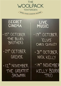 Secret Cinema | The Woolpack