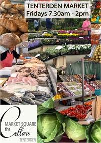 Friday and Saturday Market   Tenterden