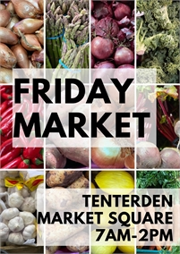 Friday and Saturday Market | Tenterden