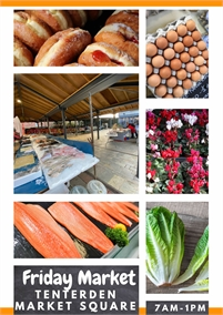 Friday Market | Market Square Tenterden