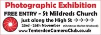 Tenterden Camera Club Photography Exhibition