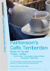 Parkinsons Cafe   Tenterden