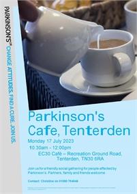 Parkinsons Cafe | Tenterden