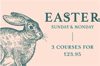 Easter Weekend Celebrations | The White Lion Hotel