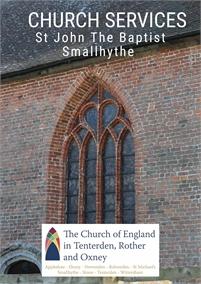 Church Services at St John's | Smallhythe