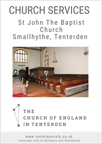 Church Services at St John's   Smallhythe