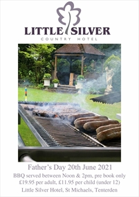 Fathers Day | Little Silver Hotel