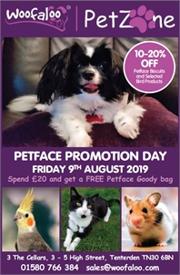 Petface Promotion Day | Petzone Woofaloo