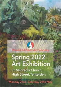 Weald of Kent Art Society Autumn Exhibition