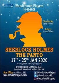 Sherlock Holmes The Panto | Woodchurch Players