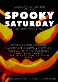 Spooky Saturday | Halloween in Tenterden