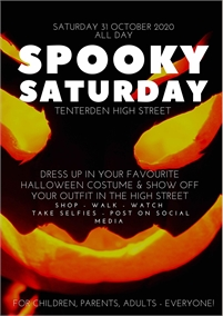 Spooky Saturday | Halloween in Tenterden