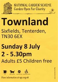 Open Garden : Townland