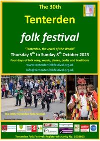 Tenterden Folk Festival 2022