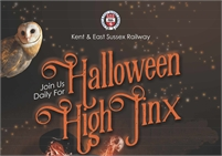 Halloween Fun | Kent & East Sussex Railway