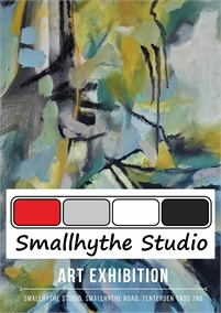 A Palette of Painters Art Exhibition at Smallhythe Studio