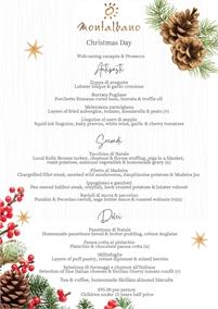 Christmas Day at Montalbano