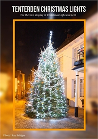 Tenterden Christmas Lights   The Tenterden Illuminations