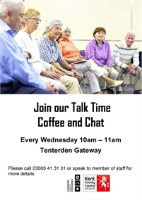 Talktime | Tenterden Gateway