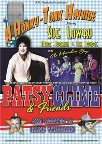Lone Star Comedy Club | The Sinden Theatre