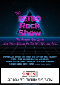 The Jerseys Oh What A Nite | Sinden Theatre
