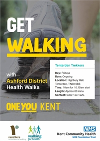 Friday Walk - Tenterden Trekkers