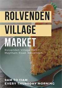 Rolvenden Village Market