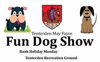 Fun Dog Show at the Tenterden May Fayre
