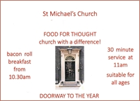 Food For Thought | St Michaels Church