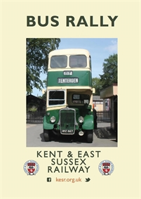 Bus Rally | Tenterden Town Station