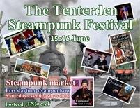 Tenterden Steampunk Festival