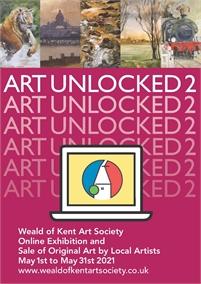 Art Unlocked 2 - WOKAS Exhibition May 2021