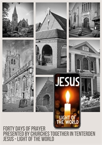 Forty Days of Prayer | Churches Together in Tenterden