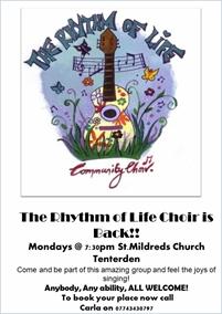 The Rhythm of Life Community Choir