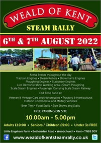 Weald of Kent Steam Rally 2019