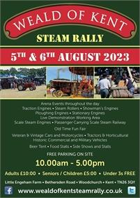 Weald of Kent Steam Rally 2019