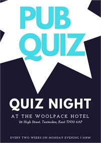 The Woolly Pub Quiz