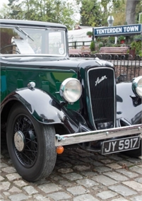 Austin Counties Car Rally