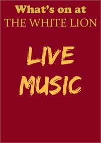 Live Music at the White Lion   Tenterden