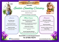 Easter Sunday Carvery | London Beach Hotel