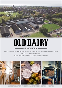 Old Dairy Brewery Tours