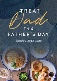 Fathers Day at the White Lion