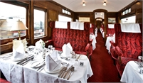 Valentines Day Dinner - Wealden Pullman Steam Train