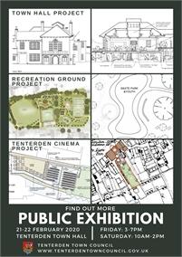 Public Exhibition   Tenterden Regeneration Project