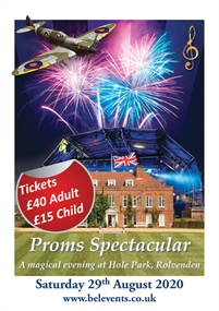 Proms Spectacular Concert | Hole Park