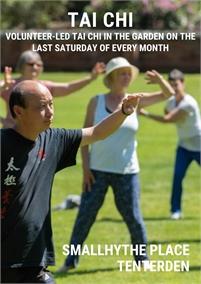 Tai Chi in the garden | Smallhythe Place